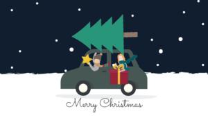 クリスマスプレゼントの思い出
