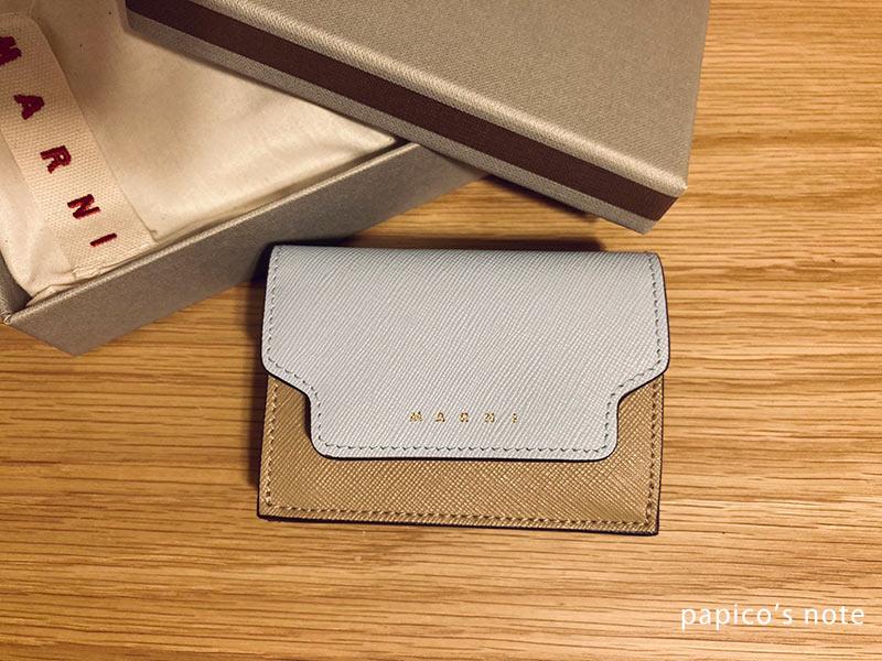 マルニ ミニ財布